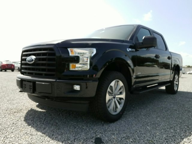 2017 F-150 Crew Cab 4x4 Pickup #H6304 - photo 6
