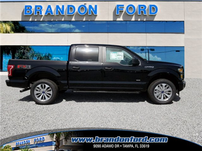2017 F-150 Crew Cab 4x4 Pickup #H6304 - photo 1