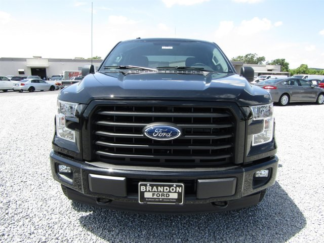 2017 F-150 Crew Cab 4x4 Pickup #H6349 - photo 8