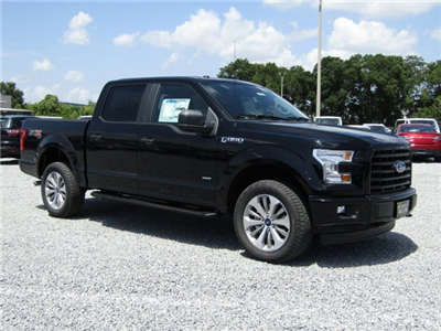 2017 F-150 Crew Cab 4x4 Pickup #H6349 - photo 3
