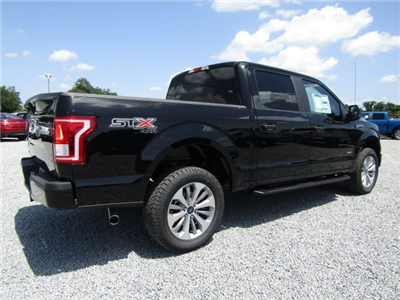 2017 F-150 Crew Cab 4x4 Pickup #H6349 - photo 2