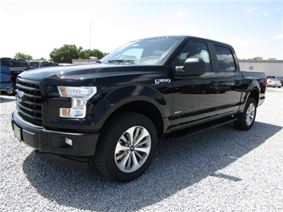 2017 F-150 Crew Cab 4x4 Pickup #H6349 - photo 7
