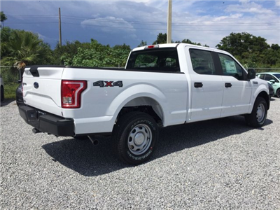2017 F-150 Crew Cab 4x4 Pickup #H6652 - photo 2