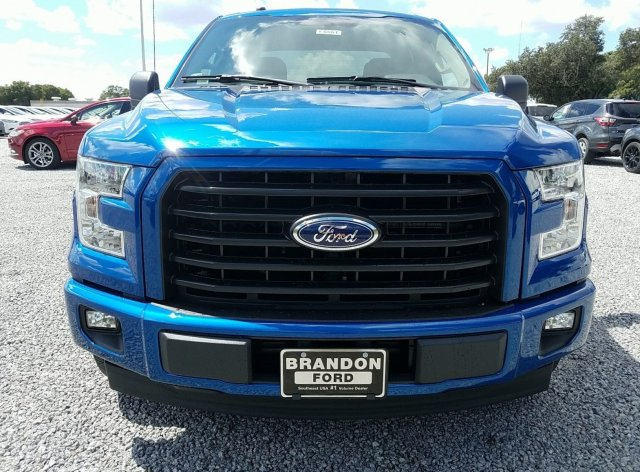 2017 F-150 Super Cab Pickup #H6790 - photo 7