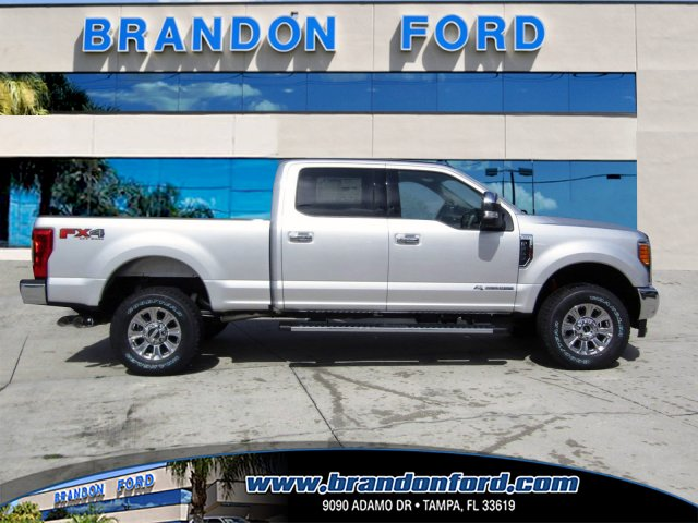 2017 F-250 Crew Cab 4x4 Pickup #H6826 - photo 1