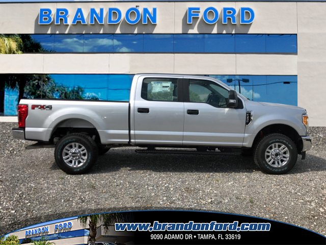 2017 F-250 Crew Cab 4x4 Pickup #H7073 - photo 1
