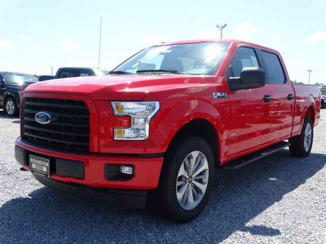 2017 F-150 Crew Cab 4x4 Pickup #H7191 - photo 5