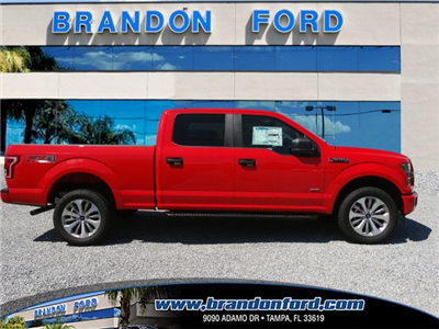 2017 F-150 Crew Cab 4x4 Pickup #H7191 - photo 1
