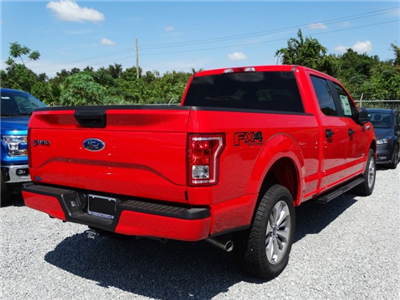 2017 F-150 Crew Cab 4x4 Pickup #H7191 - photo 2