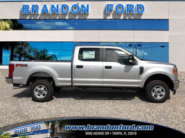 2017 F-250 Crew Cab 4x4 Pickup #H7405 - photo 1