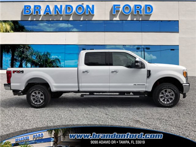 2017 F-250 Crew Cab 4x4 Pickup #H7445 - photo 1
