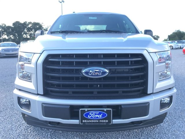 2017 F-150 Crew Cab 4x4 Pickup #H7474 - photo 7