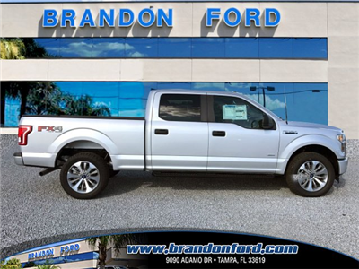 2017 F-150 Crew Cab 4x4 Pickup #H7474 - photo 1