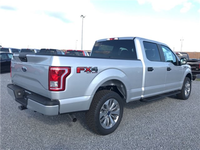 2017 F-150 Crew Cab 4x4 Pickup #H7474 - photo 2