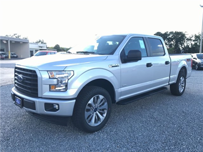 2017 F-150 Crew Cab 4x4 Pickup #H7474 - photo 6