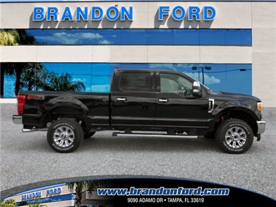 2017 F-250 Crew Cab 4x4 Pickup #H7514 - photo 1