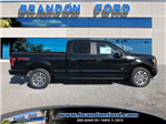 2017 F-150 Crew Cab 4x4 Pickup #H7815 - photo 1