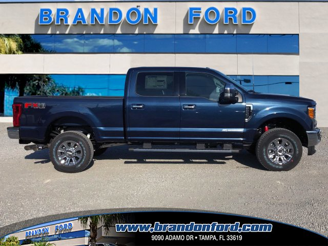 2017 F-250 Crew Cab 4x4 Pickup #H8229 - photo 1