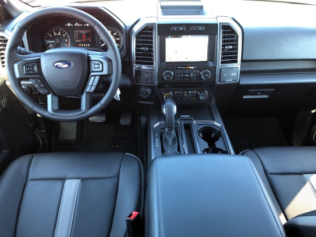 2018 F-150 Crew Cab 4x4 Pickup #J1003 - photo 22