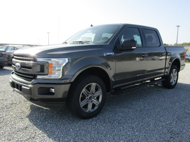 2018 F-150 Crew Cab 4x4 Pickup #J1003 - photo 5