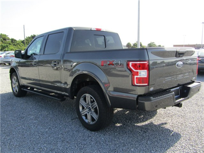 2018 F-150 Crew Cab 4x4 Pickup #J1003 - photo 4