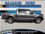 2018 F-150 Crew Cab 4x4 Pickup #J1003 - photo 1