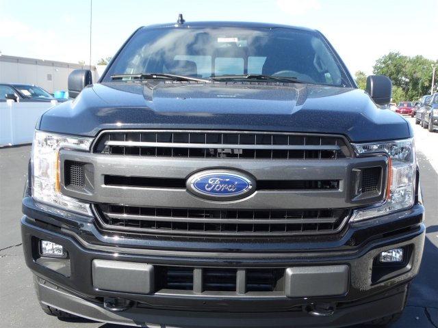2018 F-150 Crew Cab 4x4 Pickup #J1020 - photo 6