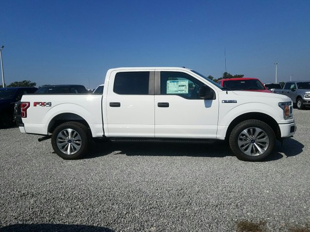 2018 F-150 Crew Cab 4x4 Pickup #J1037 - photo 3