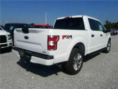 2018 F-150 Crew Cab 4x4 Pickup #J1037 - photo 2