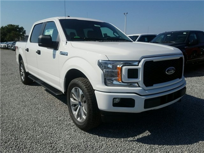 2018 F-150 Crew Cab 4x4 Pickup #J1037 - photo 8