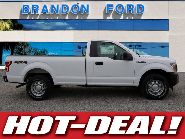 2018 F-150 Regular Cab 4x4, Pickup #J1055 - photo 20