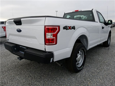 2018 F-150 Regular Cab 4x4, Pickup #J1055 - photo 1