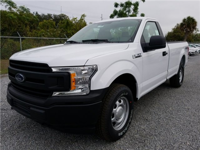2018 F-150 Regular Cab 4x4, Pickup #J1055 - photo 5