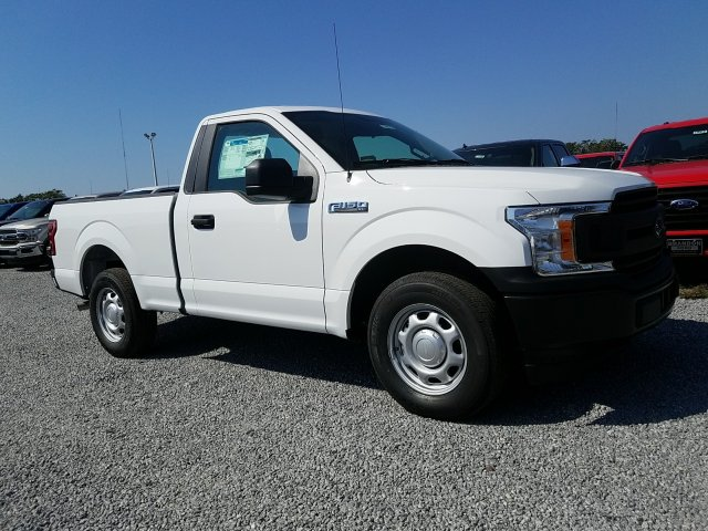 2018 F-150 Regular Cab Pickup #J1079 - photo 8