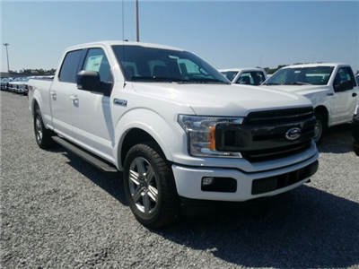 2018 F-150 Crew Cab 4x4, Pickup #J1102 - photo 8
