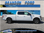 2018 F-150 Crew Cab 4x4, Pickup #J1102 - photo 1