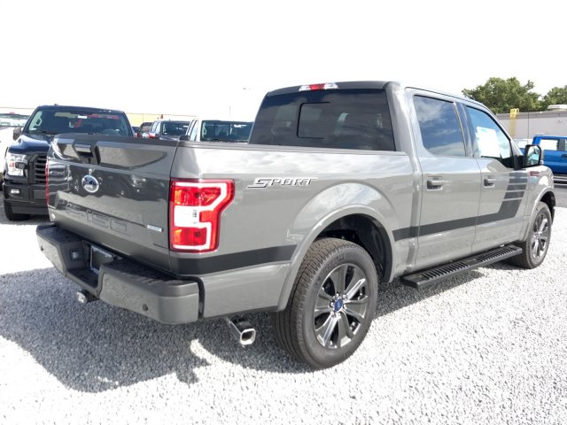 2018 F-150 Crew Cab Pickup #J1113 - photo 2
