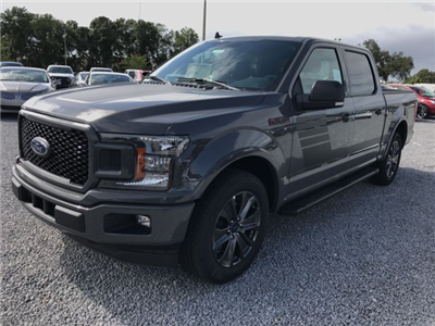 2018 F-150 Crew Cab Pickup #J1113 - photo 5