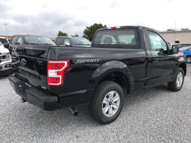 2018 F-150 Regular Cab Pickup #J1119 - photo 2