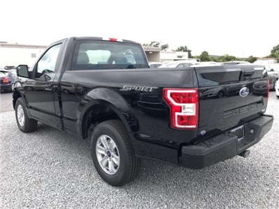 2018 F-150 Regular Cab Pickup #J1119 - photo 4