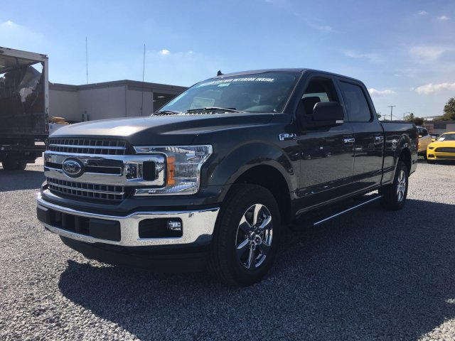 2018 F-150 Crew Cab Pickup #J1127 - photo 5