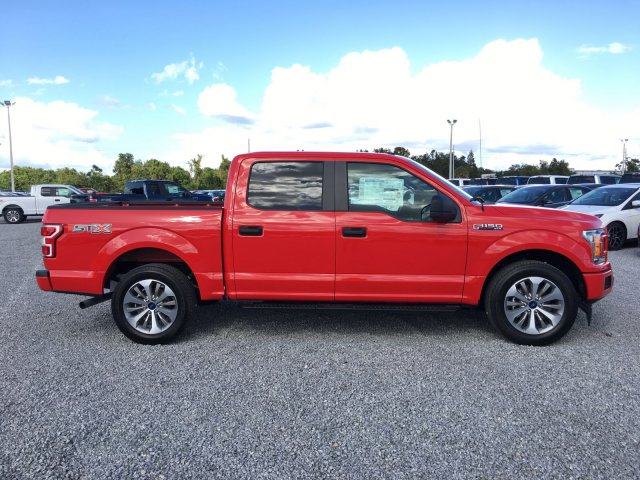 2018 F-150 Crew Cab Pickup #J1135 - photo 3