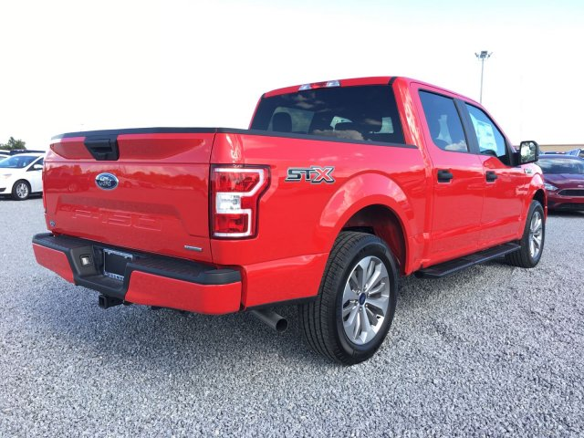 2018 F-150 Crew Cab Pickup #J1135 - photo 2