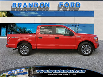 2018 F-150 Crew Cab Pickup #J1135 - photo 1