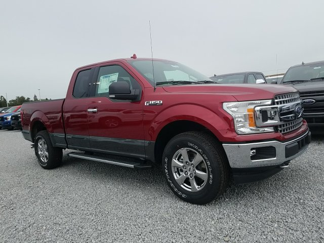 2018 F-150 Super Cab 4x4, Pickup #J1153 - photo 8