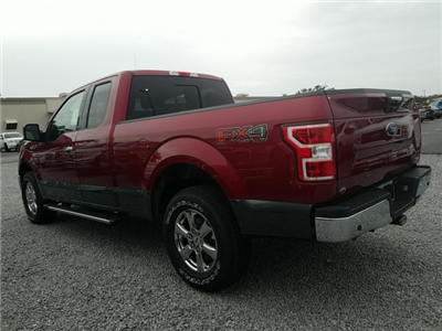 2018 F-150 Super Cab 4x4, Pickup #J1153 - photo 5