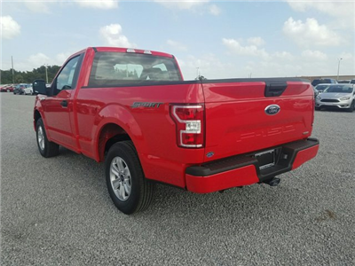 2018 F-150 Regular Cab Pickup #J1158 - photo 5