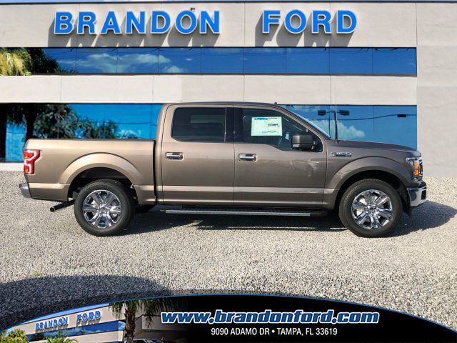 2018 F-150 Crew Cab Pickup #J1180 - photo 1