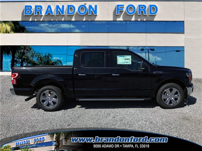 2018 F-150 Crew Cab Pickup #J1191 - photo 1