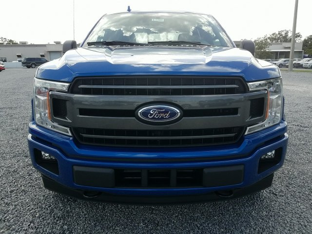 2018 F-150 Crew Cab 4x4 Pickup #J1193 - photo 7
